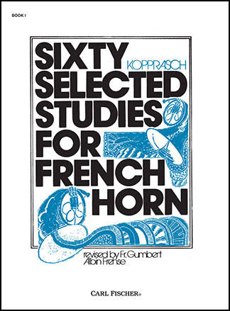 60 Selected Studies for French Horn