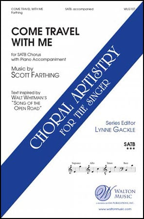 Come Travel With Me community sheet music cover