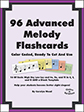 Advanced Melody Flashcards