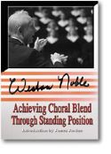 Achieving Choral Blend Through Standing Position