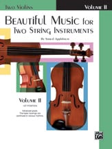 Beautiful Music for Two Stringed Instruments No. 2