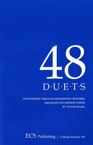 48 Duets of the 17th - 19th Centuries