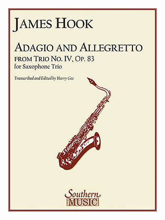 Adagio and Allegretto