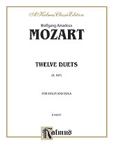 12 Duets