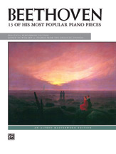 Beethoven: 13 Most Popular Pieces