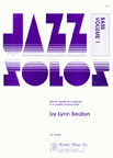 Jazz Solos for Bass, Volume 1