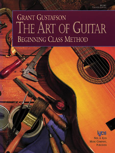 The Art of Guitar: Beginning Class Method