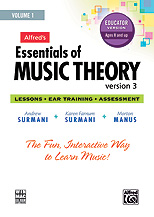 Essentials of Music Theory: Software