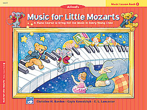 Alfred's Music for Little Mozarts