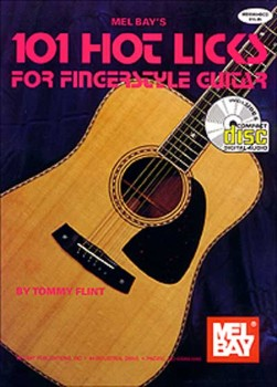 101 Hot Licks for Fingerstyle