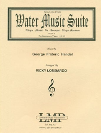 Water Music Suite Selections