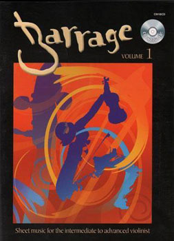 Barrage Fiddle Book and CD Sets