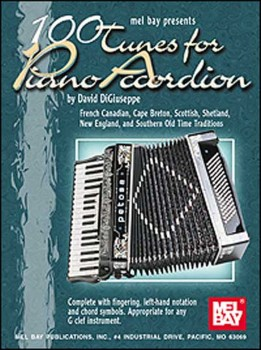 100 Tunes for Piano Accordian