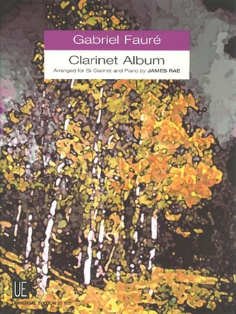 Clarinet Album-Clarinet/Piano