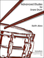 Advanced Etudes for Snare Drum