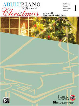Adult Piano Adventures Vol. 1 Christmas