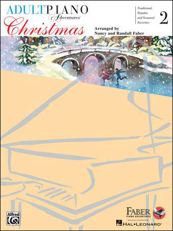 Adult Piano Adventures Vol.2 Christmas