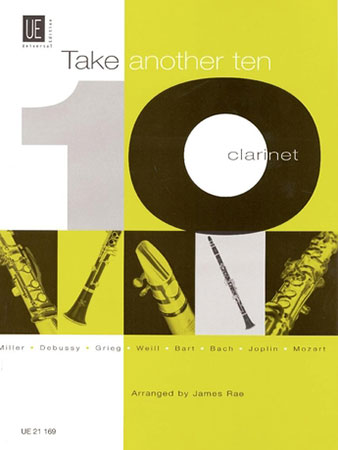 Take Another Ten-Clarinet/Piano
