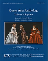 Opera Aria Anthology