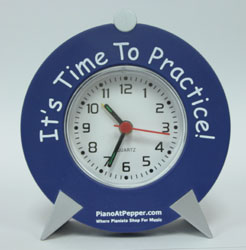 Clock - It's Time to Practice