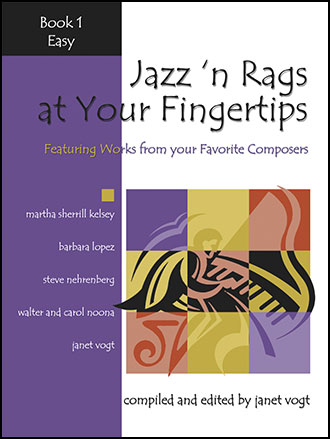 Jazz 'n Rags at Your Fingertips