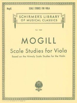 Scale Studies for Viola