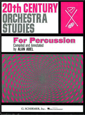 20th Century Orch Studies-Percussio