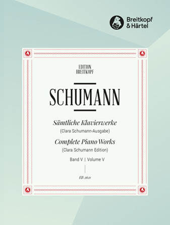 Complete Piano Works, Vol. 5