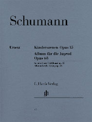 Album for the Young, Op. 68 and Scenes from Childhood, Op. 15