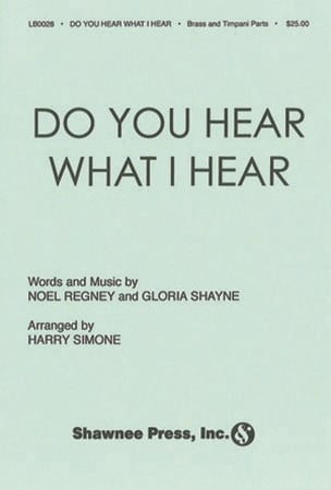 Do You Hear What I Hear? Cover