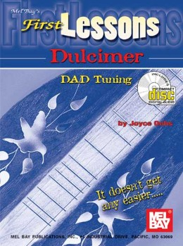 First Lessons-Dulcimer DAD Tuning