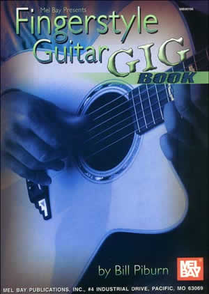 Fingerstyle Guitar Gig Book-Tab