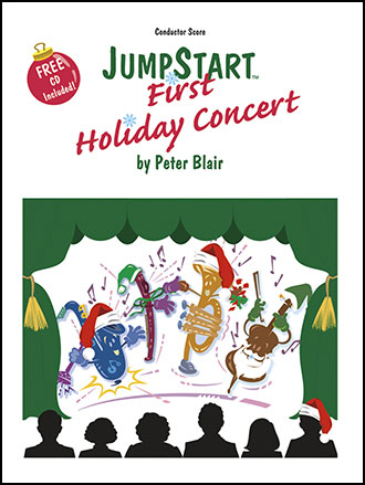 Jumpstart First Holiday Concert