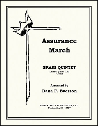 ASSURANCE MARCH (2 TRUMPETS F HORN-