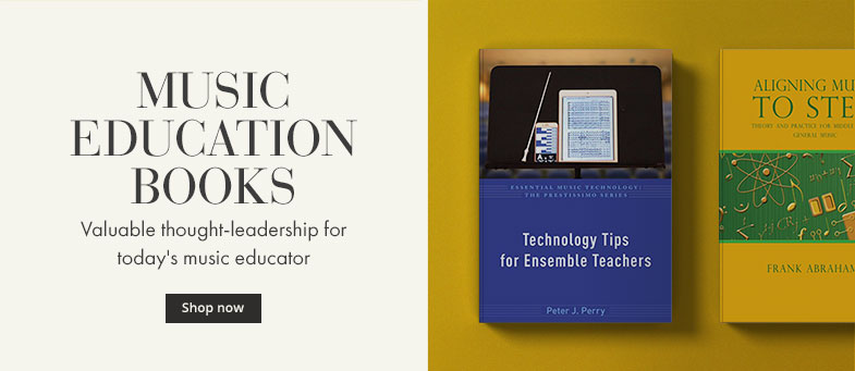 Books for music educators.