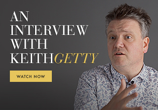 Watch JW Peppers interview with composer Keith Getty
