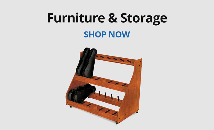 Shop music furniture storage.