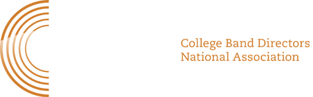CBDNA College Band Directors National Association