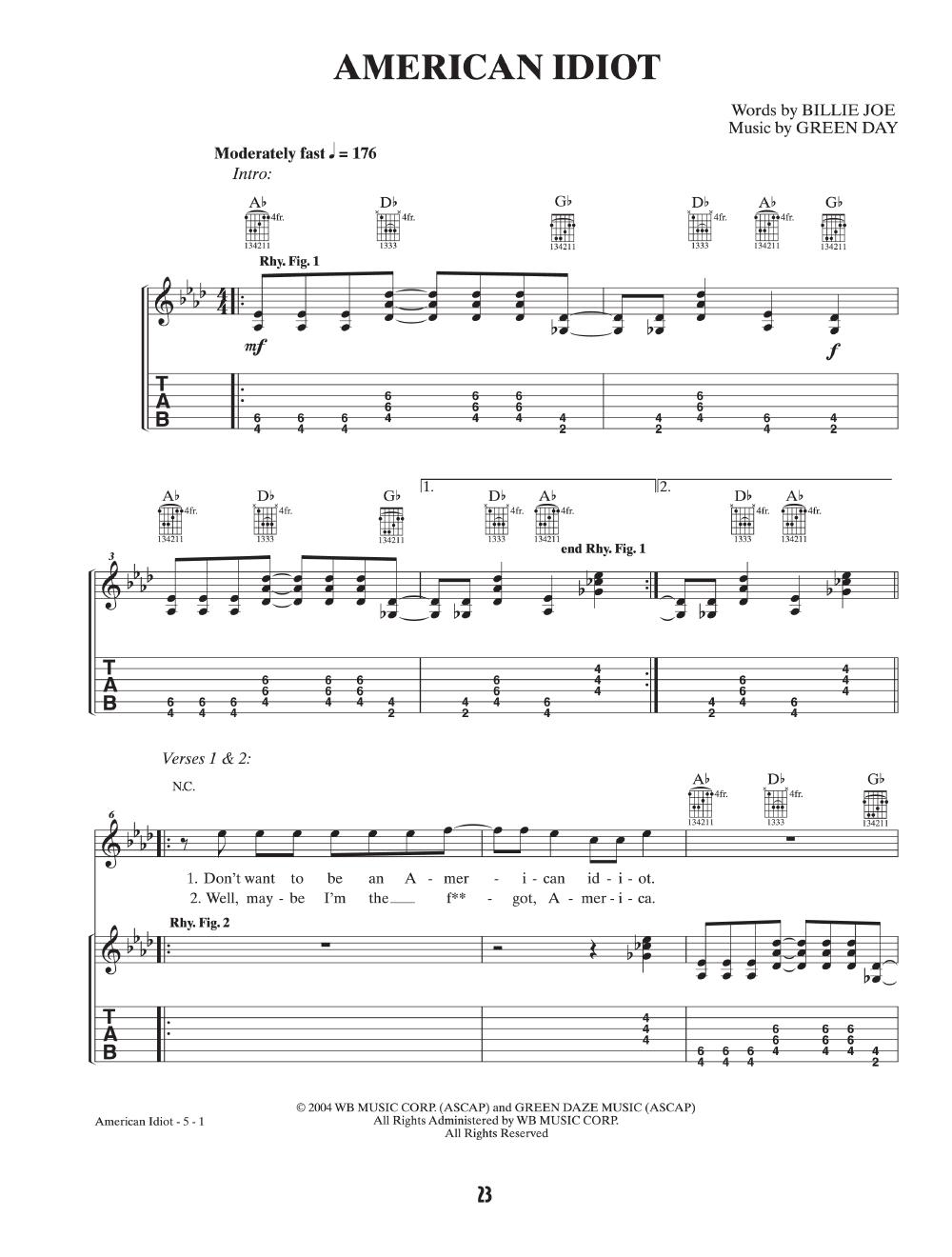 Rock Guitar Songs By Various Jw Pepper Sheet Music