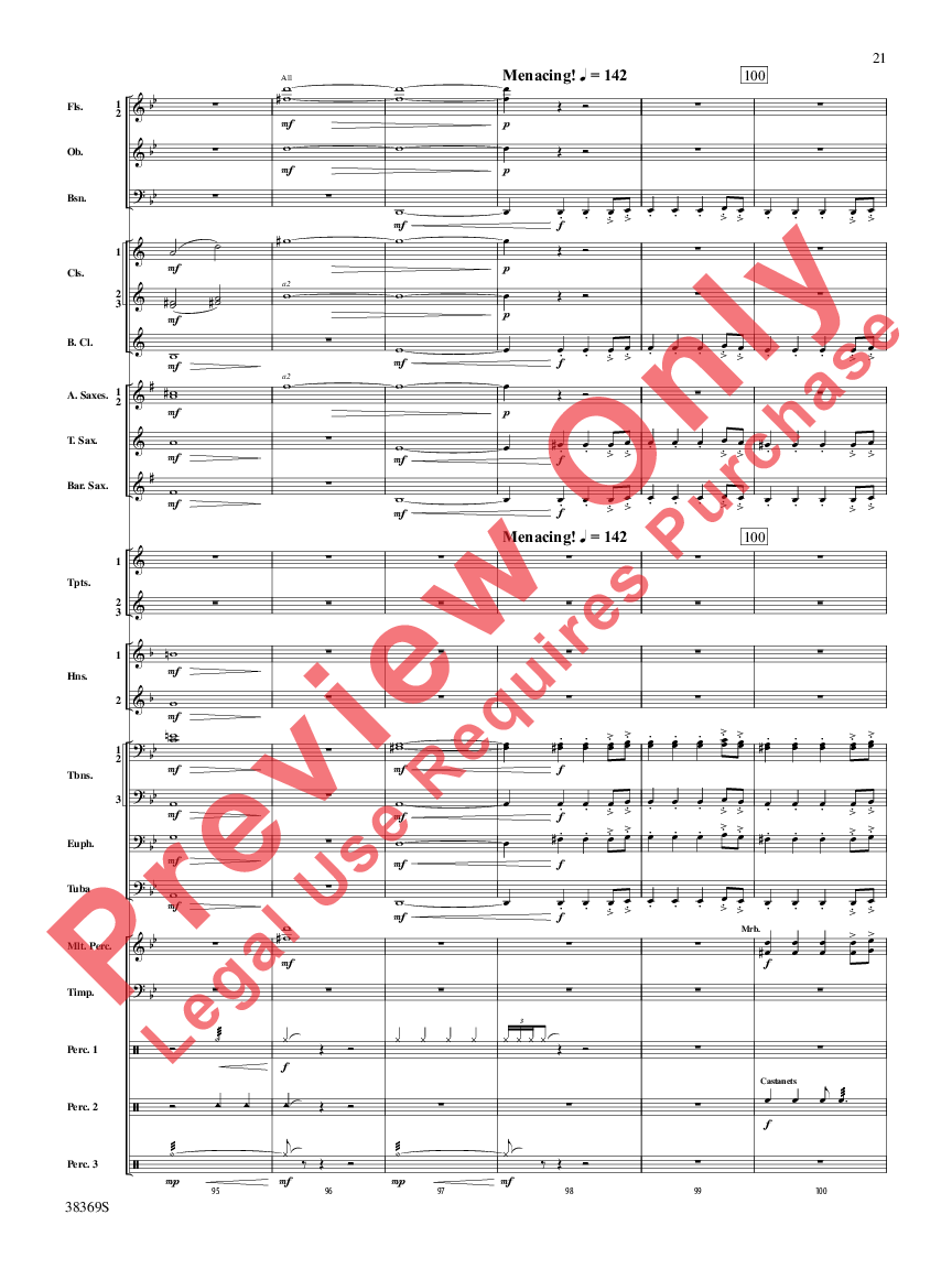 man of la mancha score pdf