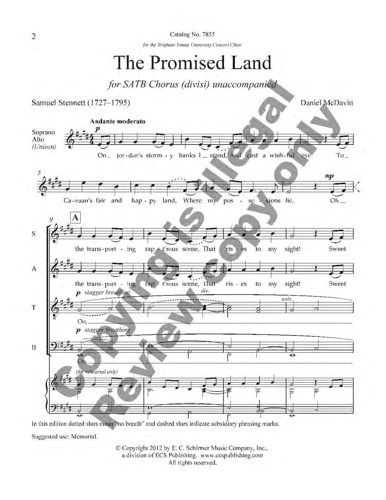 The Promised Land Thumbnail