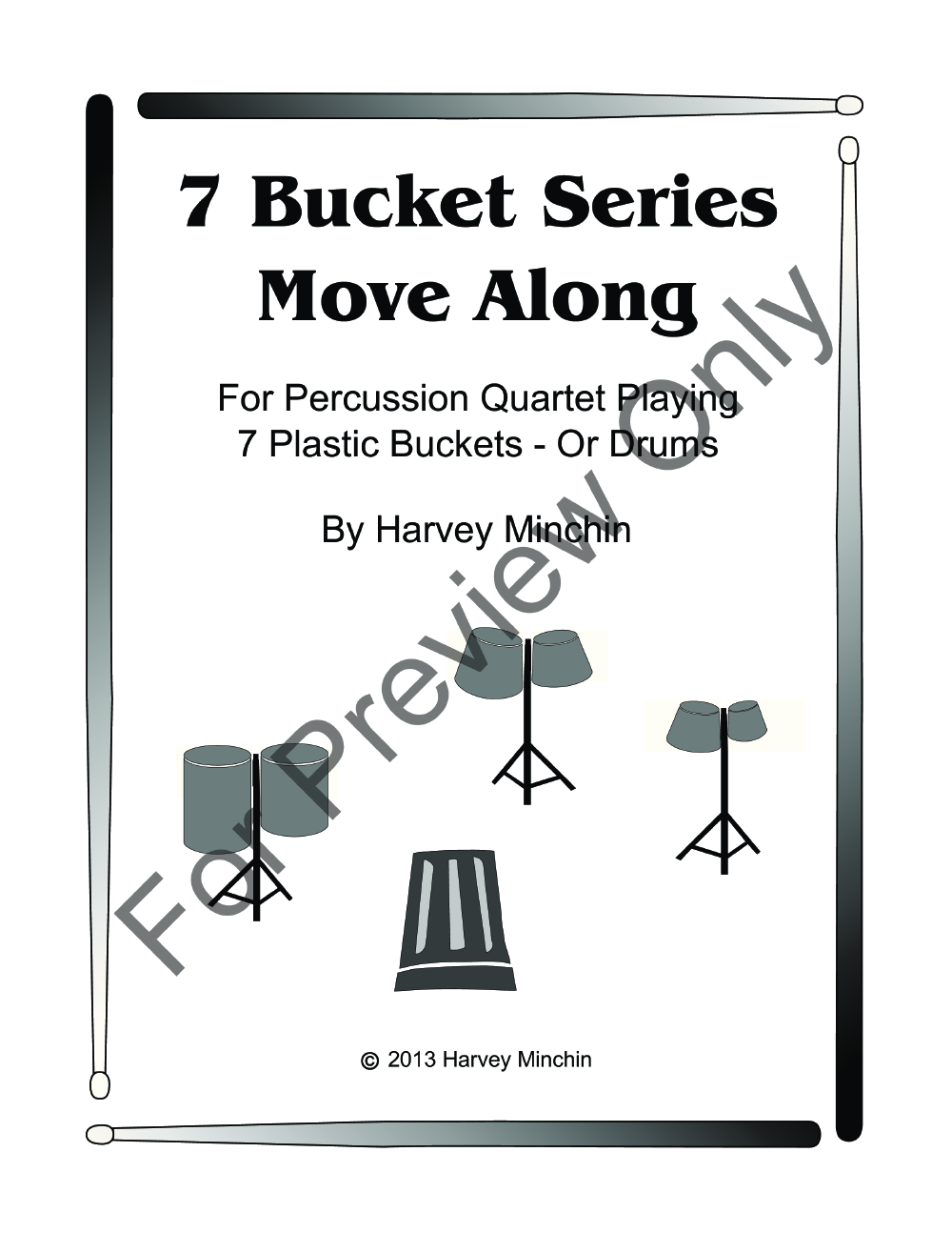 7 Bucket Series - Move Along Thumbnail