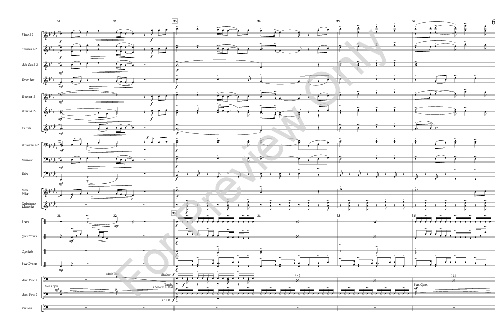 Wake Me Up! arr. Tom Wallace| J.W. Pepper Sheet Music