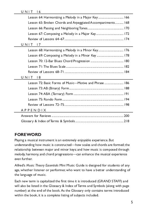 Music Theory Essentials By Andrew Surmani Karen Jw Pepper Sheet