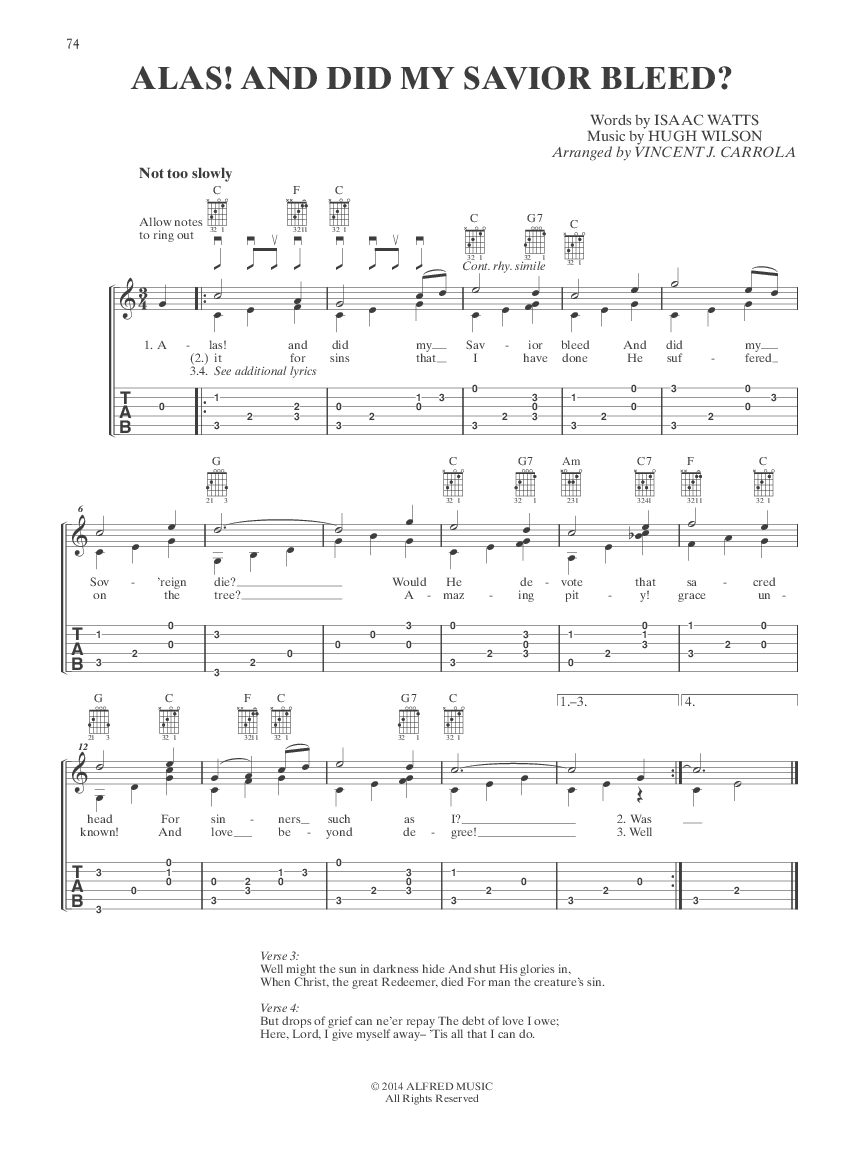 The Worship Leaders Christmas And Easter Guitar Jw Pepper Sheet