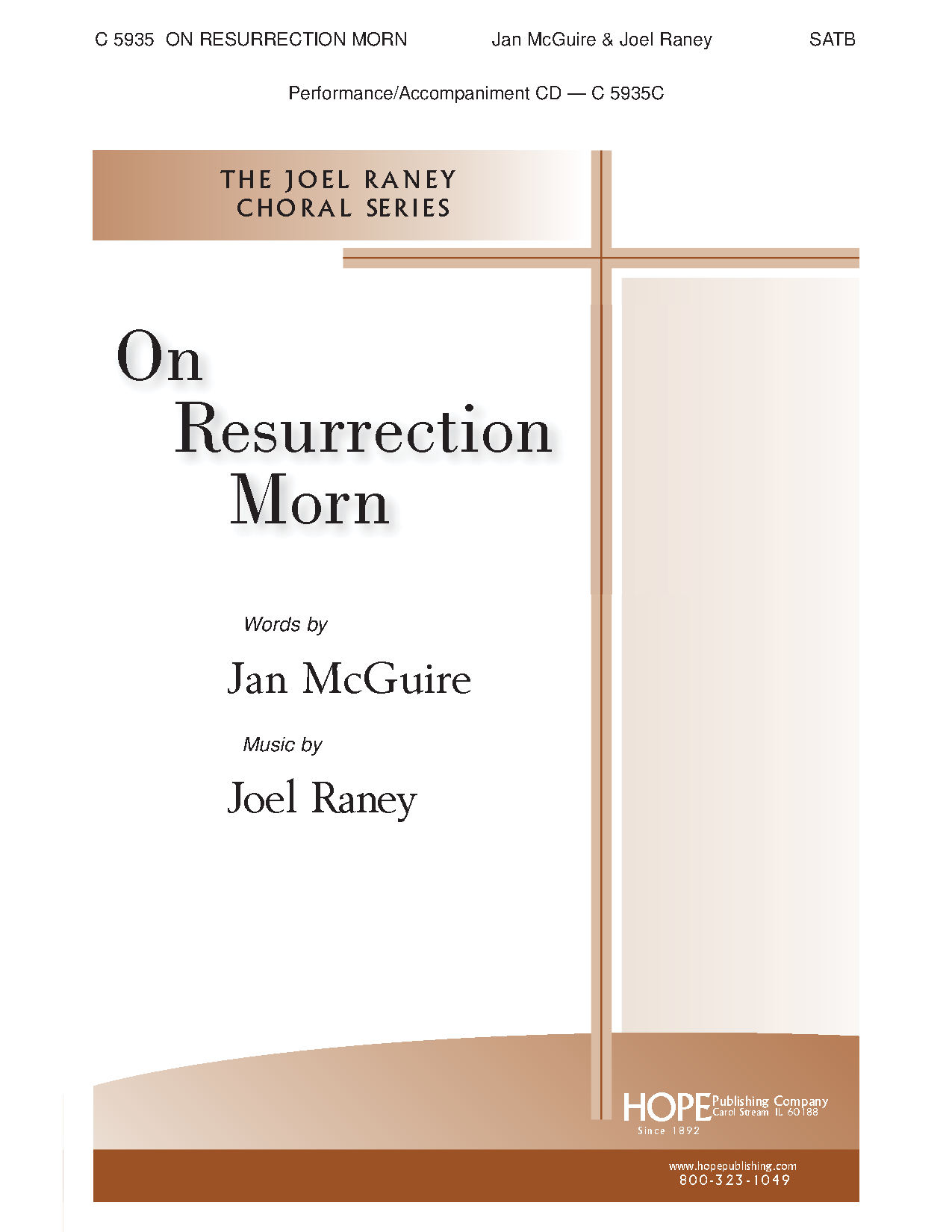 Lyrics containing the term: ressurection morn by the perry ...