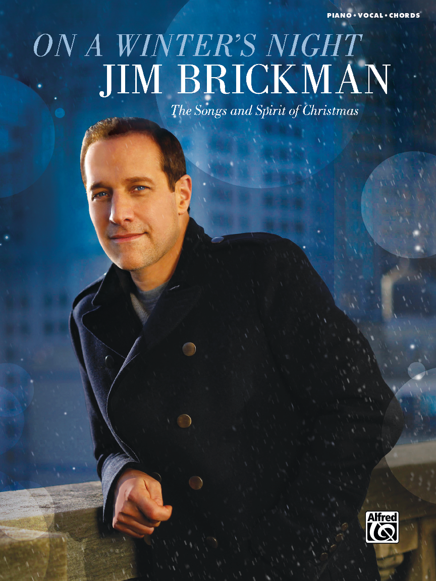 On a Winter\'s Night by Jim Brickman| J.W. Pepper Sheet Music