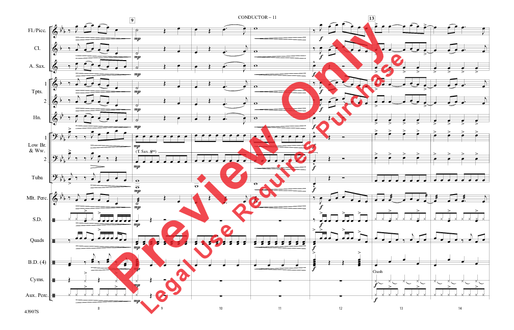 Shorties 21 Arr Victor Lopez Jw Pepper Sheet Music