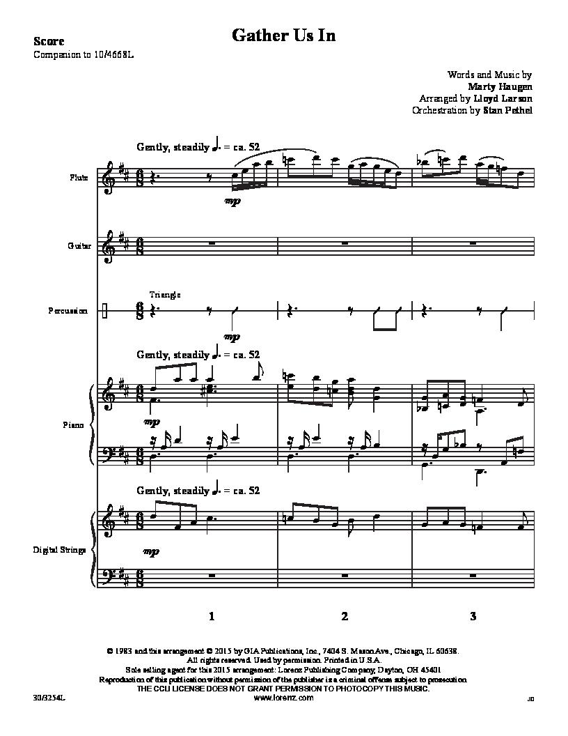 Sheet Music Authority