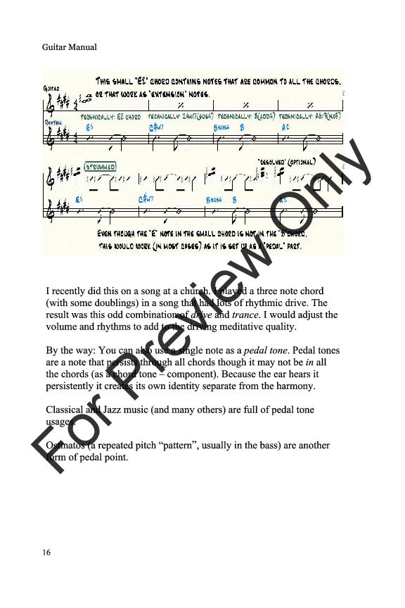 Guitar Tips by Ric Flauding| J.W. Pepper Sheet Music